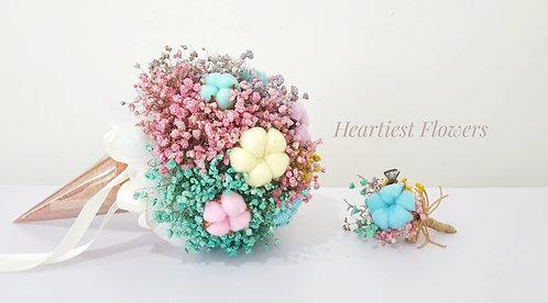 Rainbow Theme Bouquet