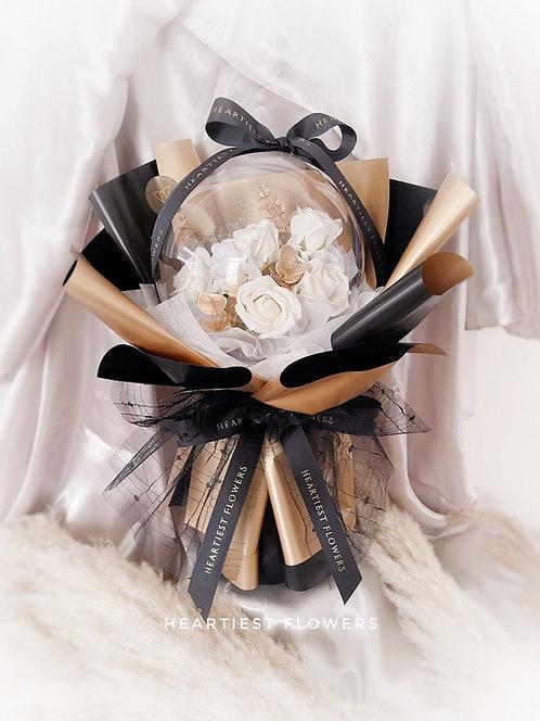 Exclusive Bubble Dreamland - Soap Flower Bouquet