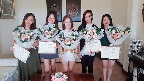 Fresh Flower Bouquet Workshop