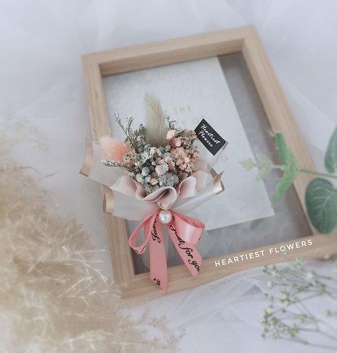 Dried Flower Bouquet Car Perfume