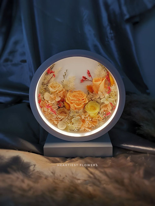 Light Up Your Day - Preserved Flower