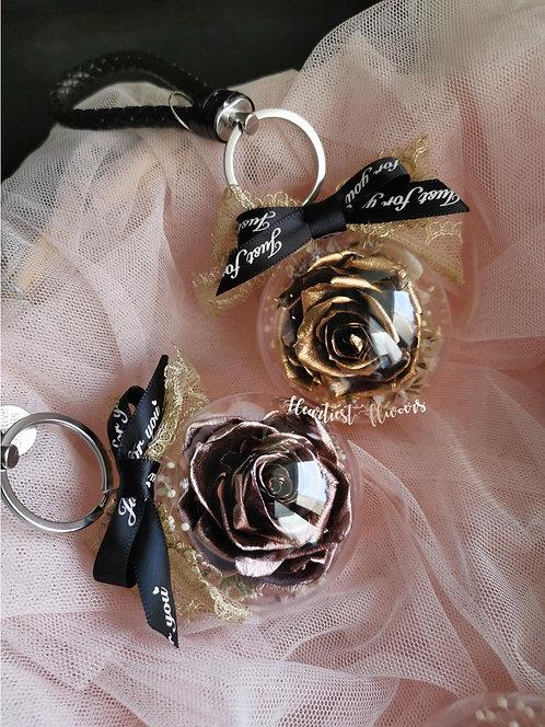 Gold Series Keychain