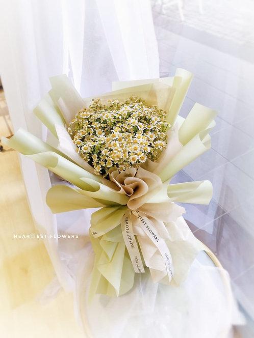 Serenity - Fresh Chamomile Bouquet