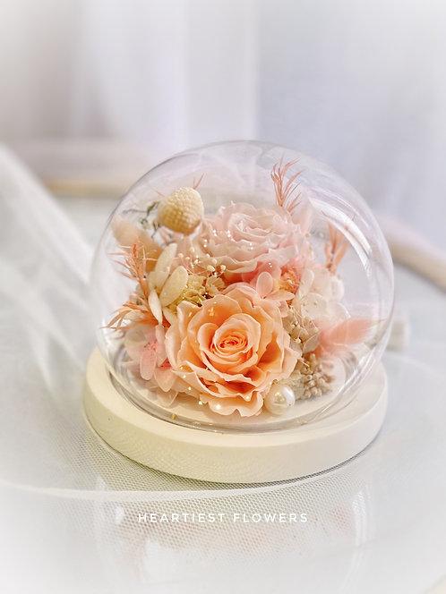 Love in the hidden Forrest - Preserved Flower Arrangement