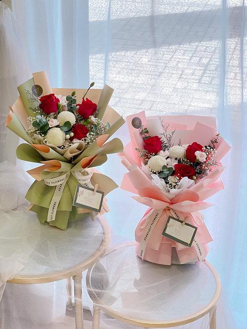 Blossom Story - Fresh Flower arrangement