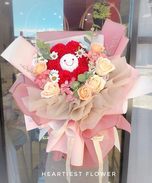 SunShy - Soap Flower Bouquet