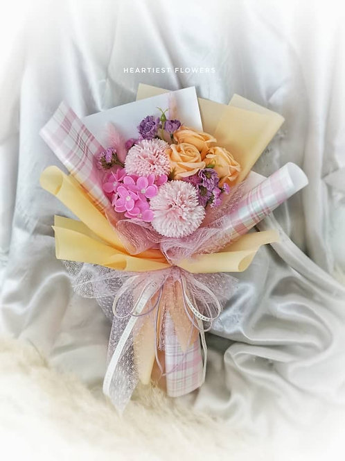 Candy Lover - Soap Flower Bouquet