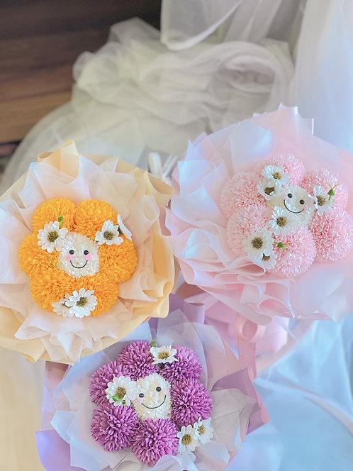 Sunshine Bouquet - Soap Flower Bouquet