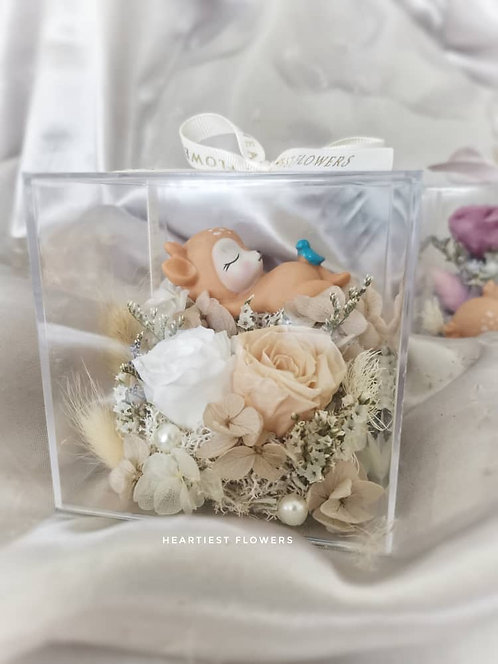 For The Little One - Preserved Flower