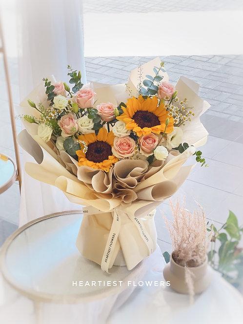 Bright Sunny Day - Fresh Flower