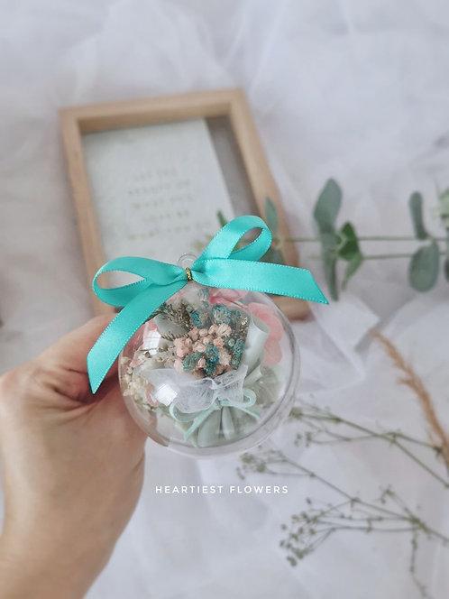Dried Flower Mini Bouquet - Car Perfume