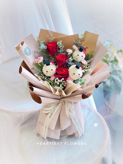 Be Your Best - Fresh Flower Arrangement