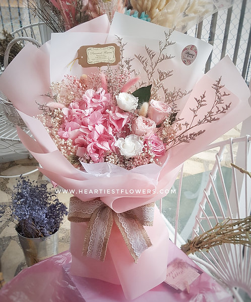 Pink Themed Bouquet
