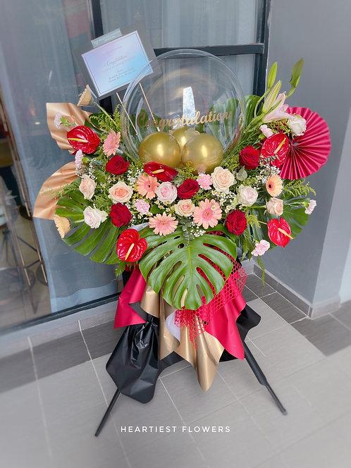 Prosperity Opening Flower - Fresh Flowers
