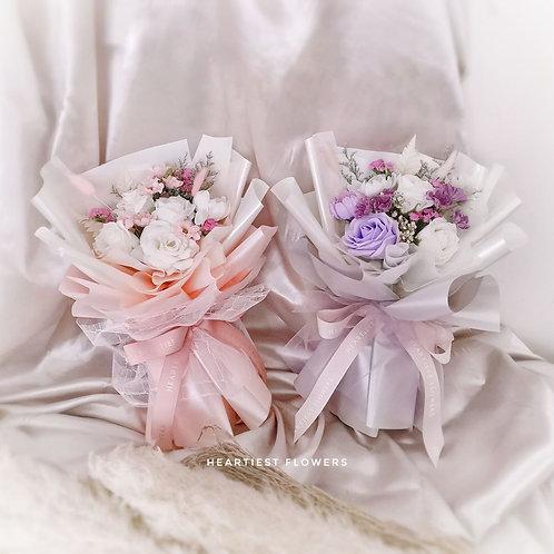 Graceful Beauty - Soap Flower Long Lasting Bouquet