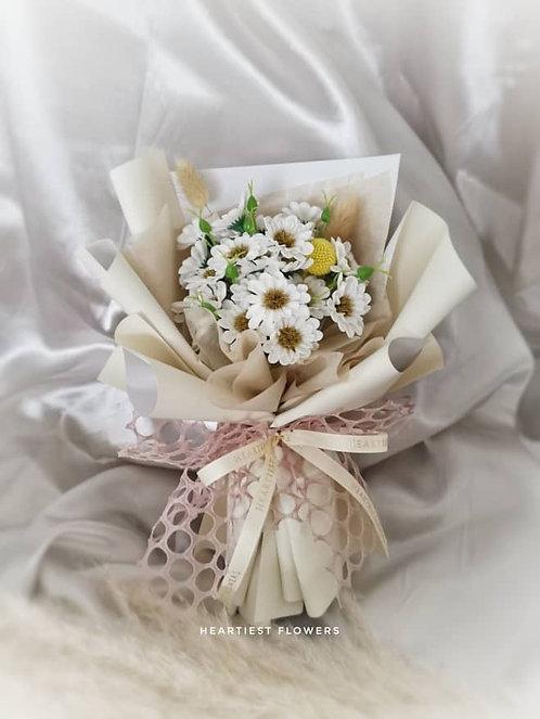 Lovely Daisy - Small Daisy Soap Flower