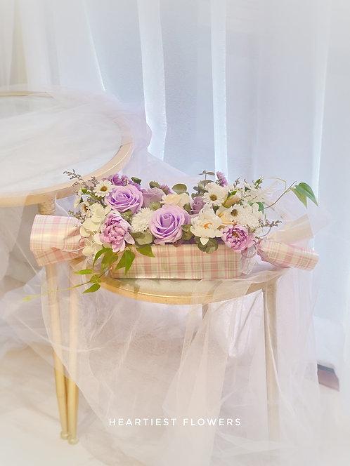 You're sweet like Candy - Soap Flower Arrangement