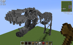 Minecraft at the Museum