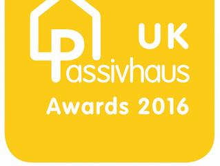 Hackney Passivhaus Wins Best Urban Category at the UK 2016 Passivhaus Awards
