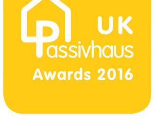 Hackney Passivhaus Project is shortlisted for 2016 UK Passivhaus Award
