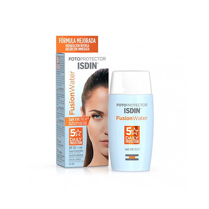 Fotoprotector Isdin Fusion Water 50ml