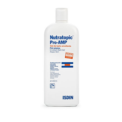 Nutratopic Pro-Amp Gel Baño 400ml