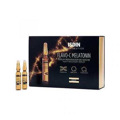Isdinceutics Flavo C + Melatonin 30U