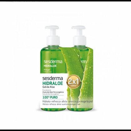 Promo Duplo Hidraloe Gel Aloe 250 Ml