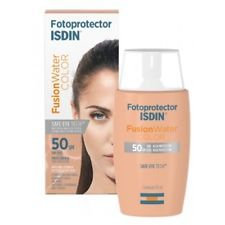 Fotoprotector Isdin Fusion Water Color 50ml