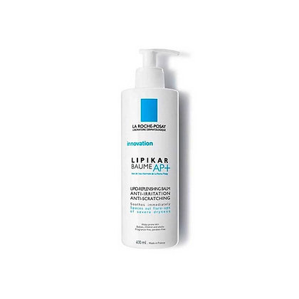 Lipikar Baume AP+ Crema Anti-irritación 400 ml