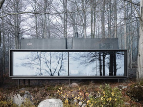 A Stunning Minimalist's Dream House