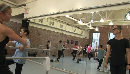 BALLET WITH JAE MAN JOO