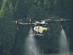 DRONEWORLD 福島県 農薬散布 ドローンスクール アルサ会津 ARSA ドローン ドローンワールド