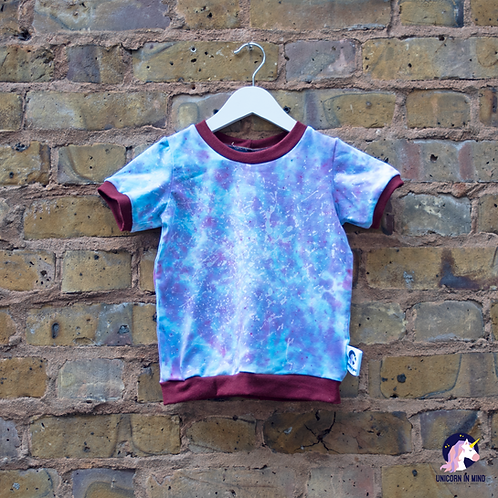 Celestial Tie dyed T-Shirt