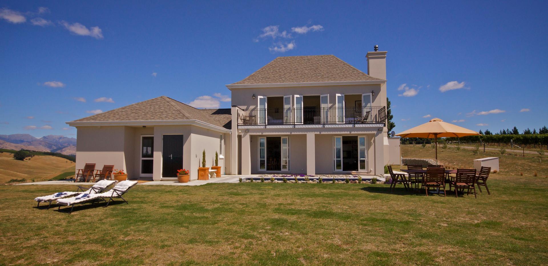 Delta Lake House