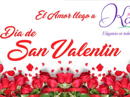 ¡Este 14 de Febrero no te quedes sin tus Flores!