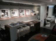 Présentation showroom DOM DECO création