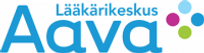 Aava Medical Centre Finland Logo
