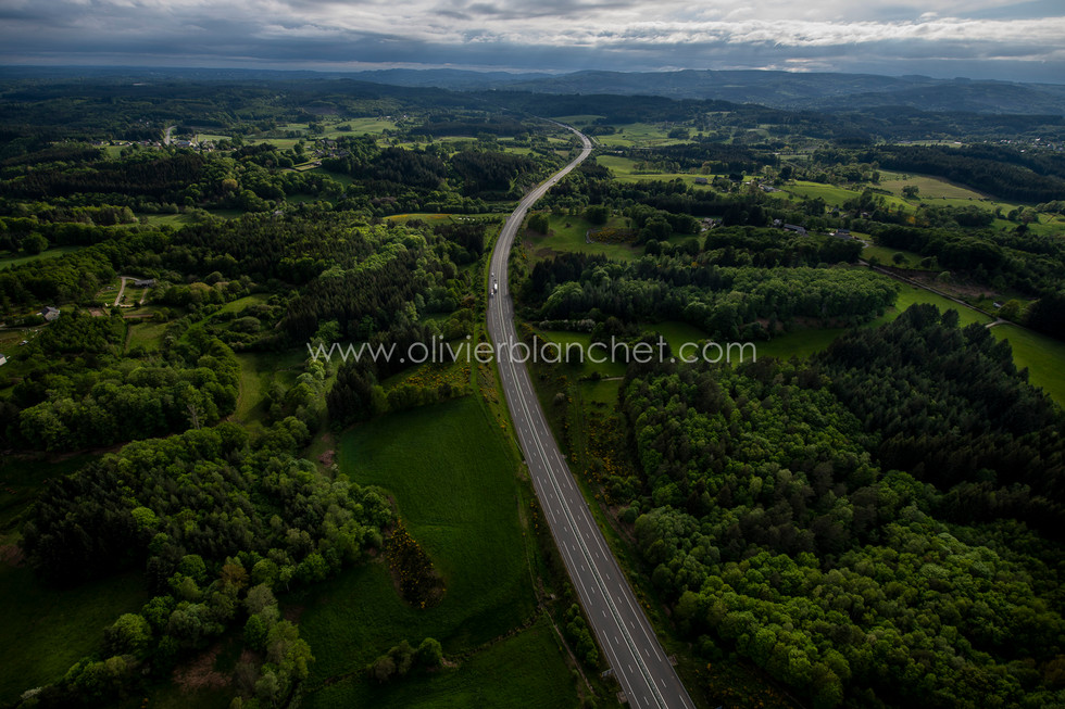 Quelque part en Auvergne