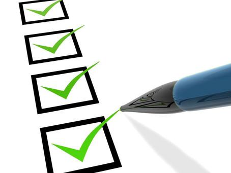 Zorg als aannemer voor een formele oplevering van het werk!