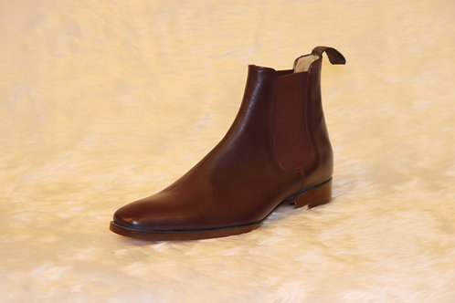 Ankle Boots in Calfskin