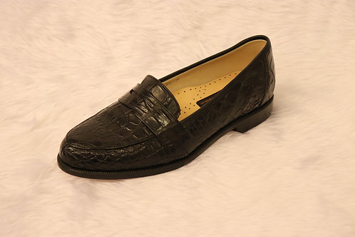Alligator Loafers
