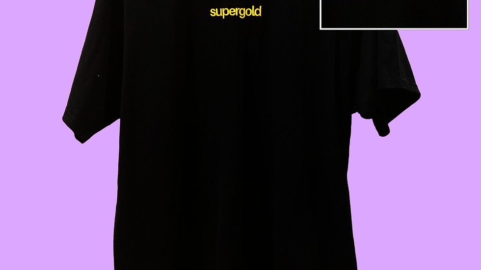 Supergold basic 003 in black