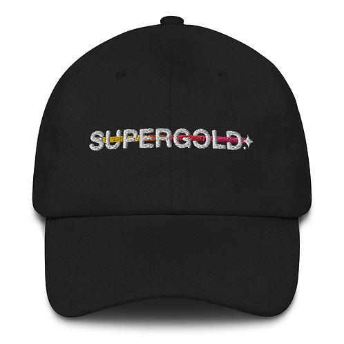 Supergold Dad Hat