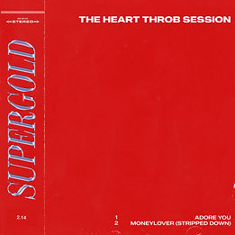 SUPERGOLD _The Heart Throb Session_ (FIN