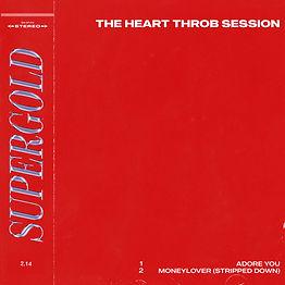 SUPERGOLD _The Heart Throb Session_ (FIN