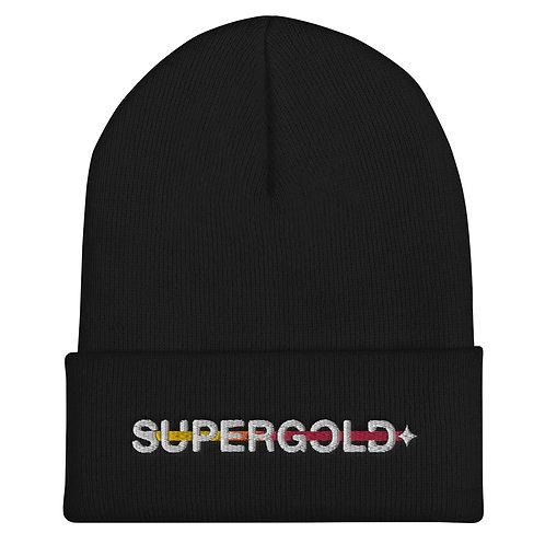 Supergold Cuffed Beanie