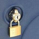 Moraillon porte cadenas visitable du OonCub