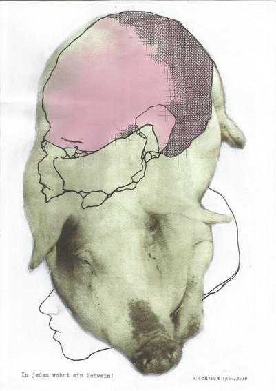 In jedem wohnt ein Schwein