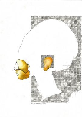 Portrait eines Unbekannten